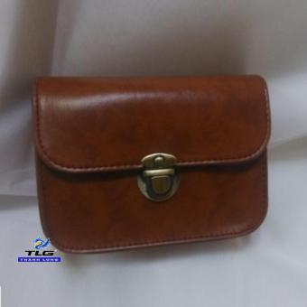 Túi đeo chéo thời trang Đồ Da Thành Long TLG 208143 1 (nâu)