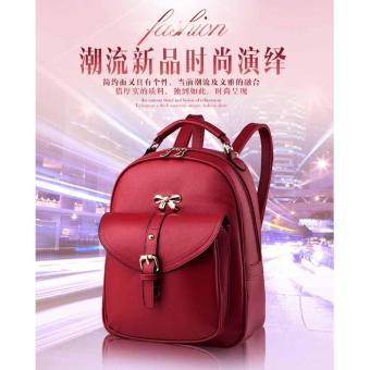 Balo thời trang nữ BL016 (Đỏ)