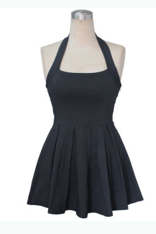 Dresses Sleeveless Mini Dress - Black