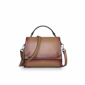 Túi xách nữ cao cấp phong cách trẻ trung QSL087 (Khaki) - 4154301