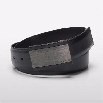 Thắt lưng nam cao cấp Calvin Klein (Đen)-hàng nhập Mỹ chính hãng