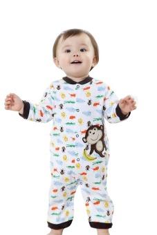Bộ body cotton cho bé Family Shop TET09 (Nhiều màu)