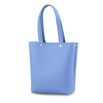 Women Fashion Casual Shoulder Bag Vintage Messenger Bags(Blue) - intl