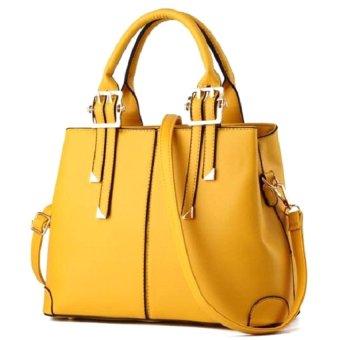 Túi xách nữ Dimon Letin Fashion Handbags T6868-11-270 (Vàng đất)