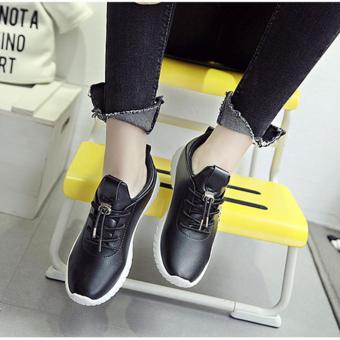 Giày Sneaker Nữ Chất Da Mềm Mịn - MSP 2765