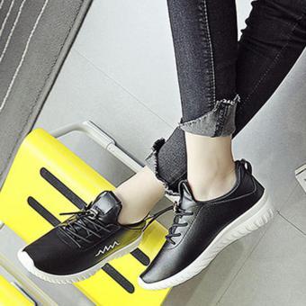 Mua Giày Sneaker Nữ Chất Da Mềm Mịn - MSP 2765 giá tốt nhất