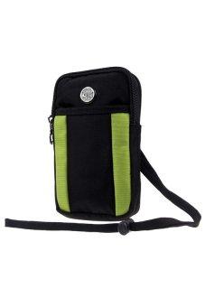 HKS OEM Universal Hiking Climbing Outdoor Carrying Cycling Wild Game Multipurpose Bag (Green) - intl