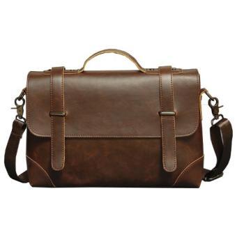 Túi đeo da Praza cực chất DC016