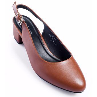 Giày Bít Mũi Bầu