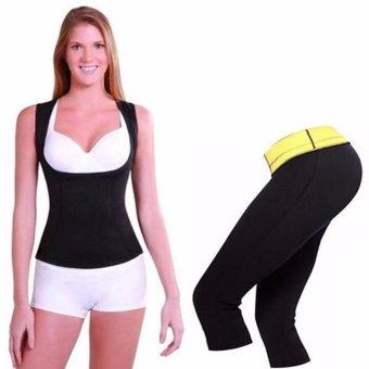 Bộ quần áo giảm cân và tạo dáng Rozalo