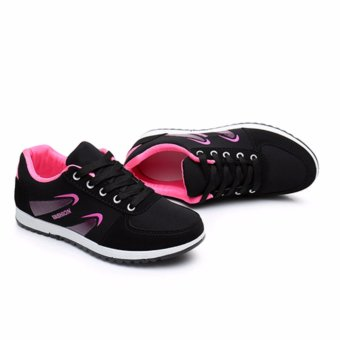 Giày thể thao thời trang nữ (Đen)