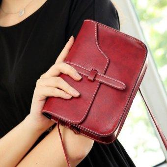 Túi đeo chéo thời trang TL5956-3 (Đỏ)