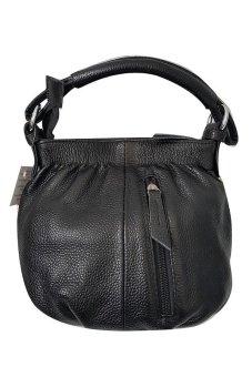 Túi xách da nữ Vkevin NH451-D (Đen)