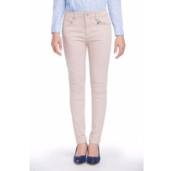 Khaki dài nữ THE BLUES QN1-KP2L16-001 (Be)