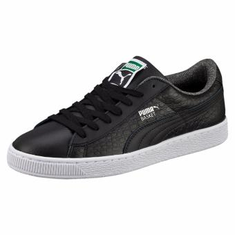 Giày Puma Basket Textured