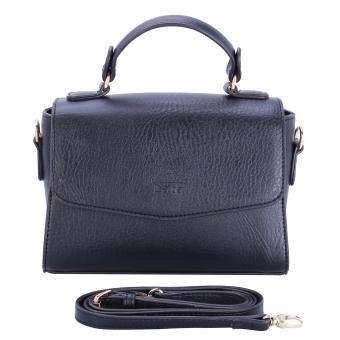 Túi đeo chéo nữ đa năng LATA HN31 (Đen)