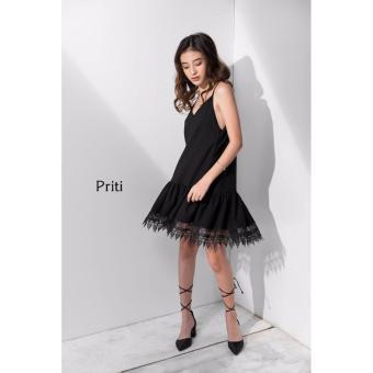 Đầm suông tinh tế Xavia Clothes Priti