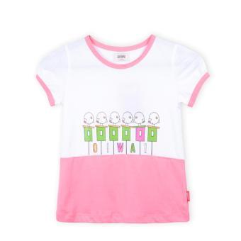 Áo thun bé gái Oiwai 69-4001-061 PNK (hồng)