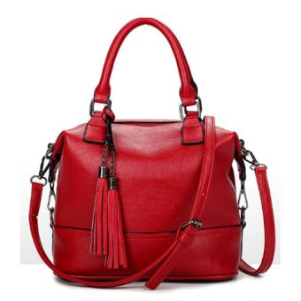 Túi hộp nữ da thật Đồ Da Thành Long TLG 205914-4(đỏ)