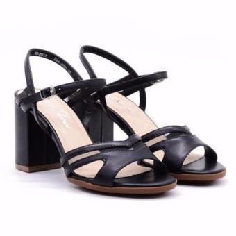 Sandal cao gót Evashoes Eva0787 Đen