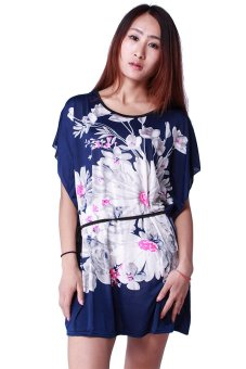 Lalang Casual Shirt (Blue) - Intl