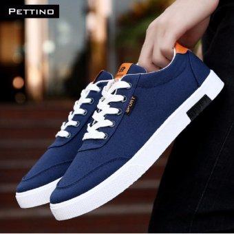 giày vải nam hot 2017 - Pettino GV01 (xanh)