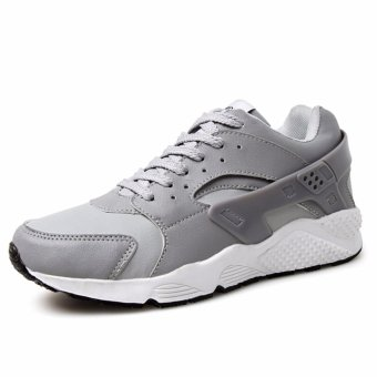 2017 New Breathable Mesh Shoes Mens Lightweight Flats Shoes Fashion Sneakers - intl