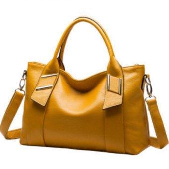 Túi xách nữ cao cấp Đồ Da Thành Long 205896-5 (Vàng)