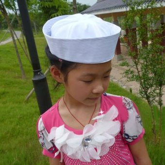 Sea Sailor Boat Marine Navy Hat Cap Fancy Dress for Fancy Dress New - Intl