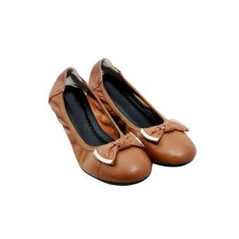 Giày nữ da bò thật cao cấp ESW145