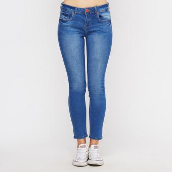 Quần jeans dài nữ THE BLUES BWJ-116R1