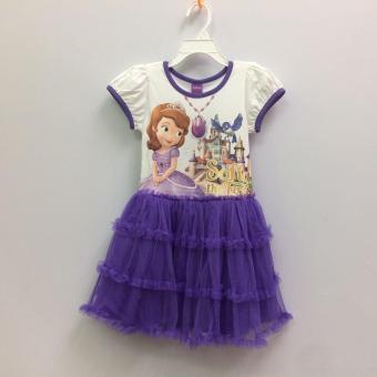Đầm Bé Gái Disney Sofia Sfdr-0001