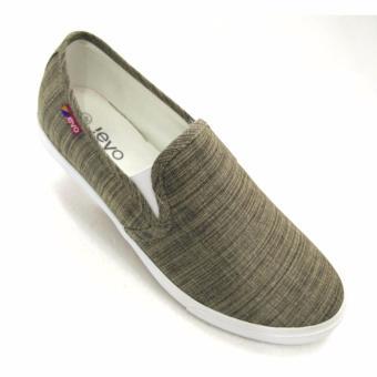 Giày lười vải cao cấp trẻ trung