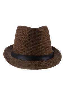 LALANG Beach Hats Brown