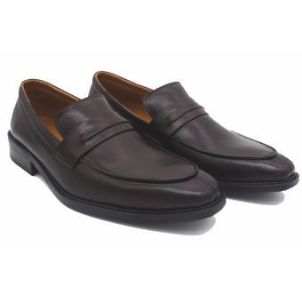 Giày nam cao cấp Pierre Cardin LB058-BROWN
