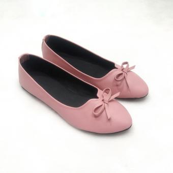 Giày búp bê nơ 92306