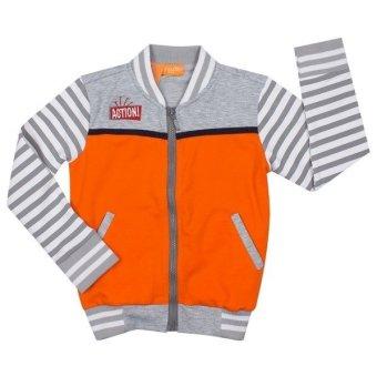 Áo khoác bé trai BT50730 (Xám cam)