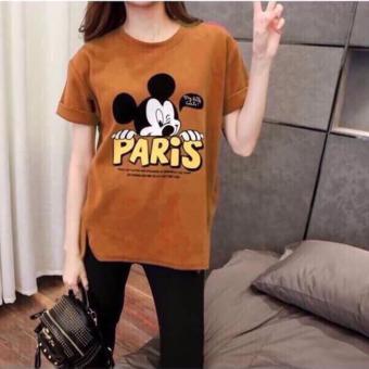 Áo thun nữ Minh Khoa hinh con chuột