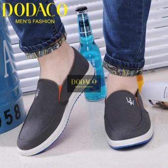 Giày Sneaker Nam Thời Trang DODACO DDC1864XAM (Xám)