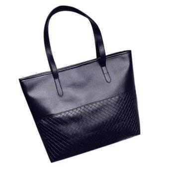 Women Handbag Shoulder Tote Satchel Large Messenger Bag Purse - intl
