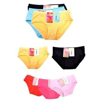 Bộ 8 quần lót nữ SoYoung 8DL NU 021