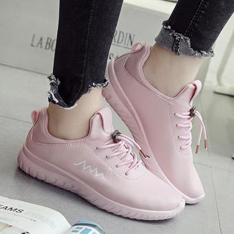Giày sneaker nữ thời trang dễ thương - XS0319 (Hồng)