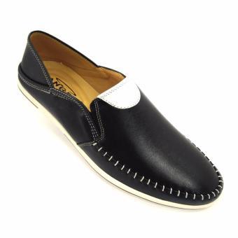 Giày lười da bò thật kiểu dáng mới AD3336D
