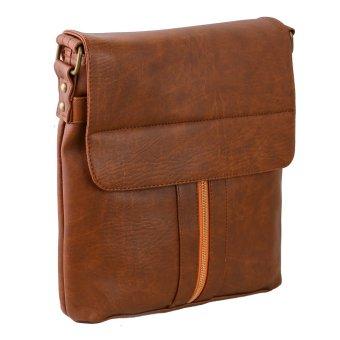 Túi đeo chéo Lata IP08 (Bò đậm)