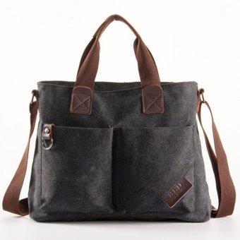 Túi xách Nam đeo chéo BLD181 (Đen)