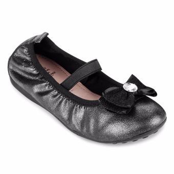 Giày búp bê trẻ em J PIUMA BALL G (Đen)