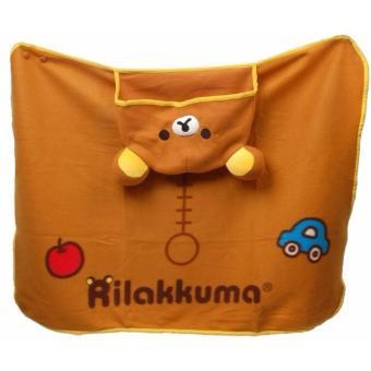 Áo khoác hình thú Rilakkuma