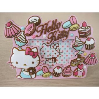 Khung ảnh Hello Kitty Bản quyền Sanrio Nhập khẩu Nhật Bản