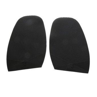 BolehDeals Rubber Half Soles Anti Slip Shoe Repair Black Thickness 2mm #2 - intl