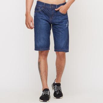 Quần jeans dài nam THE BLUES QN1-JP1S16-001